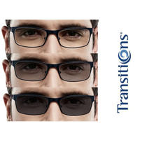 Lentes De Grau Transitions Com Anti Reflexo No Seu Grau