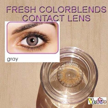 Olhos Cosplay - Lens Cinza - Gray Natural- Pronta Entrega