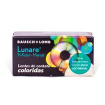 Lentes De Contato Coloridas Lunare Mensal - Sem Grau