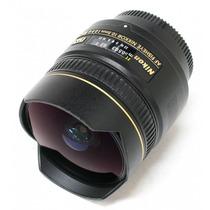 Lente Nikon 10.5mm 2.8g Af Dx Fisheye-nikkor 10.5mm F/2.8g