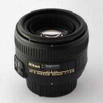 Nikkor Af-s 50mm F/1.4 G Garantia/pronta Entrega