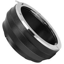 Adaptador Lente Nikon Sony Nex 5 C3 Nex-7 Vg20 Vg10 Vg30
