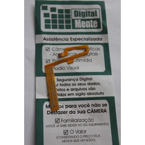 18-55 18 55 Canon Normal Foco Flat Flex Flexível Cable