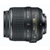 Lente Nikon Af-s Dx Zoom-nikkor 18-55mm F/3.5-5.6g Vr