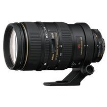 Lente Nikon 80-400mm F/4.5-5.6d Ed Vr Af Nikkor