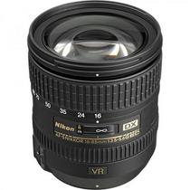 Lente Nikon 16-85mm F/3.5-5.6g Ed Af-s Dx Vr - Nova !