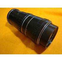 Lente Tele-westanar 180mm - Nikon F Mount