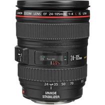 Lente Canon Ef 24-105 F/4i Is Usm Ultrasonic Pronta Entrega