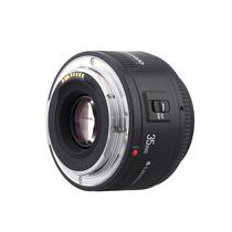 Lente Yongnuo 35mm P/ Canon Yn35mm F2 Yn 35 Pronta Entrega!