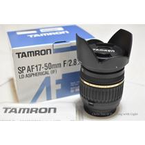 Lente Tamron 17-50mm 2.8 P/ Canon (não 24-70) Pronta Entrega