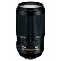 Lente Nikon 70-300mm F/ 4.5-5.6 G If-ed Af-s Vr - Nova