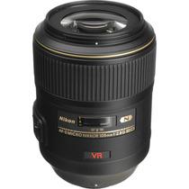 Nikon 105mm F2.8g Micro Vr Pronta Entega / Ac. Mercado Pago