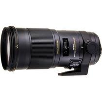 Lente Sigma Canon 180mm F/2.8 Apo Ex Dg Os Hsm Macro