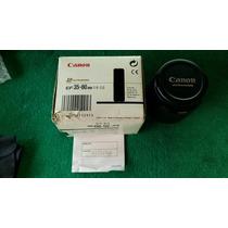 Lente Canon Ef 35-80mm-1:4-5,6