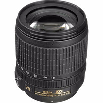 Lente Nikon Af-s Dx 18-105mm F/3.5-5.6g Ed Vr Pronta Entrega