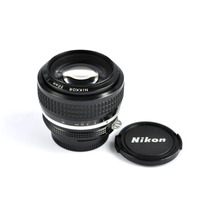 Objetiva Lente Nikon Nikkor 50mm F/1.2 Ai Maravilhosa!