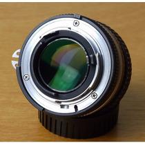Lente Nikkor Nikon 50mm 1.4 Perfeita Manual Exelente Ai-s