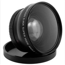 Lente Grande Angular Nikon + Macro 52mm D3100 D5000 D5100