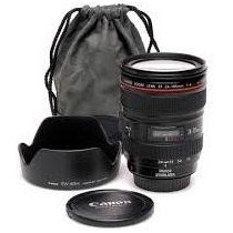 Lente Canon Ef 24-105 F/4i Is Usm Ultrasonic Pronta Entrega