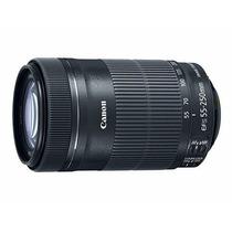 Lente Canon Ef-s 55-250mm F4 5.6 Is Il + Frete Gratis