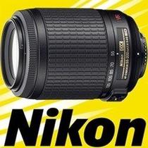 Lente Nikon Af-s Dx Nikkor 55-200mm F/4-5.6g Ed Vr Ii Em Sp
