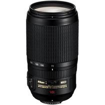 Objetiva Nikon Af-s Zoom 70-300mm F/4.5-5.6g If-ed Vr