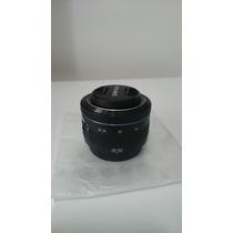 Lente Samsung Nx 20 50mm