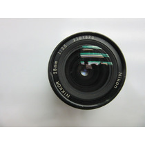 Nikon Lente Grande Angular 28mm F3,5 Série Ais