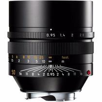Leica Noctilux-m 50mm F/0.95 Asph Lente
