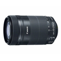 Lente Canon Ef-s 55-250mm F4 5.6 Is Il Promoção C/nfe