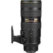 Lente Nikon Af-s 70-200mm F/2.8g Ed Vr Ii + Filtro Uv **