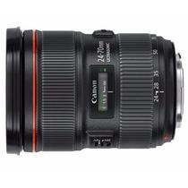 Lente Canon Ef 24-70 Mm F/2.8 L Ii Usm + Nf E Garantia 1 Ano