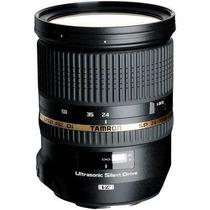 Lente Tamron Sp 24-70 Mm F/2.8 Di Vc Usd P/ Canon 24-70mm