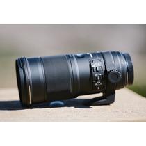Lente Sigma 180mm F/2.8 Apo Macro Ex Dg Os Hsm (para Nikon)