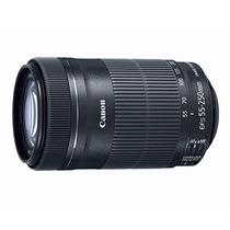 Lente Canon Ef-s 55-250mm F4 5.6 Is Il Promoção
