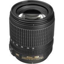 Lente Nikon 18-105mm F/3.5-5.6g Af-s Ed Vr Dx Nikkor