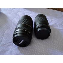 Lente Canon Ef 75-300mm F/4 - Nova - Pronta Entrega