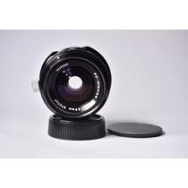 Lente Nikon Pc-nikkor 35mm F2.8 - Nikon F N870767.