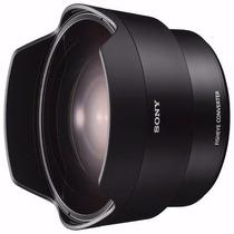 Adaptador Lente Sony 16mm Fisheye Fe 28mm A7 A7s A7r A7ii
