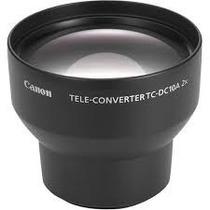 Canon Tcdc10 Tele Converter Para Câmeras 37mm S60, S70 E S80