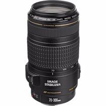 Objetiva Canon Ef 70-300mm F/4-5.6 Is Usm - Temos Loja