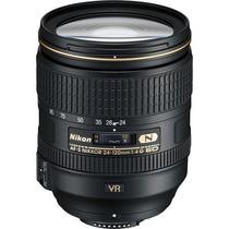 Lente Nikon Zoom Af-s 24-120mm F/4g Ed Vr - Garantia E Nf