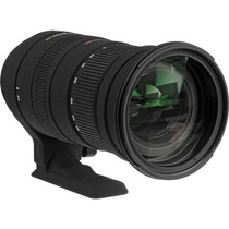 Lente Sigma Nikon 50-500mm F/4.5-6.3 Dg Os Hsm Apo