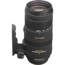 Lente Sigma Nikon 120-400mm F/4.5-5.6 Dg Os Hsm Apo