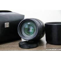 Sigma 70-300mm F4-5.6 Dg Macro P/ Canon (usada E Modificada)