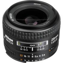 Lente Nikon 28mm F/2.8d Af Nikkor
