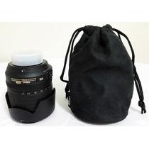 Lente Nikon 18-105mm F/3.5-5.6 G Ed Vr Af-s Dx Nikkor Nova