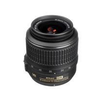 Nikon Af-s Nikkor 18-55mm F/3.5-5.6g Dx Vr