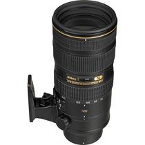 Lente Nikon 70-200mm Af-s F/2.8g Ed Vr Ii Nikkor