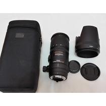 Lente Sigma Nikon 70-200 1:2.8 Apo Dg Hsm Stabilizer